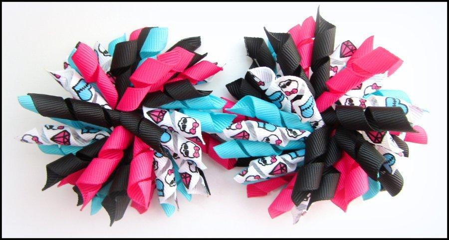 Monster High Korker Hair Bows