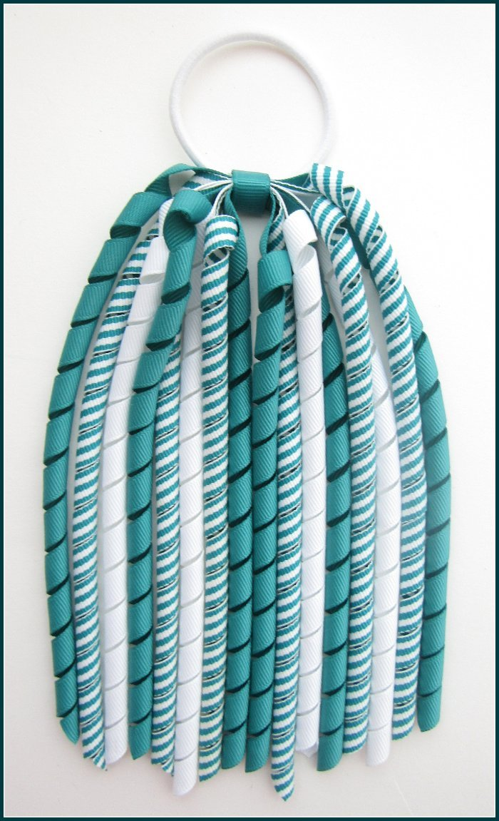 Jade Stripe Korker Streamer